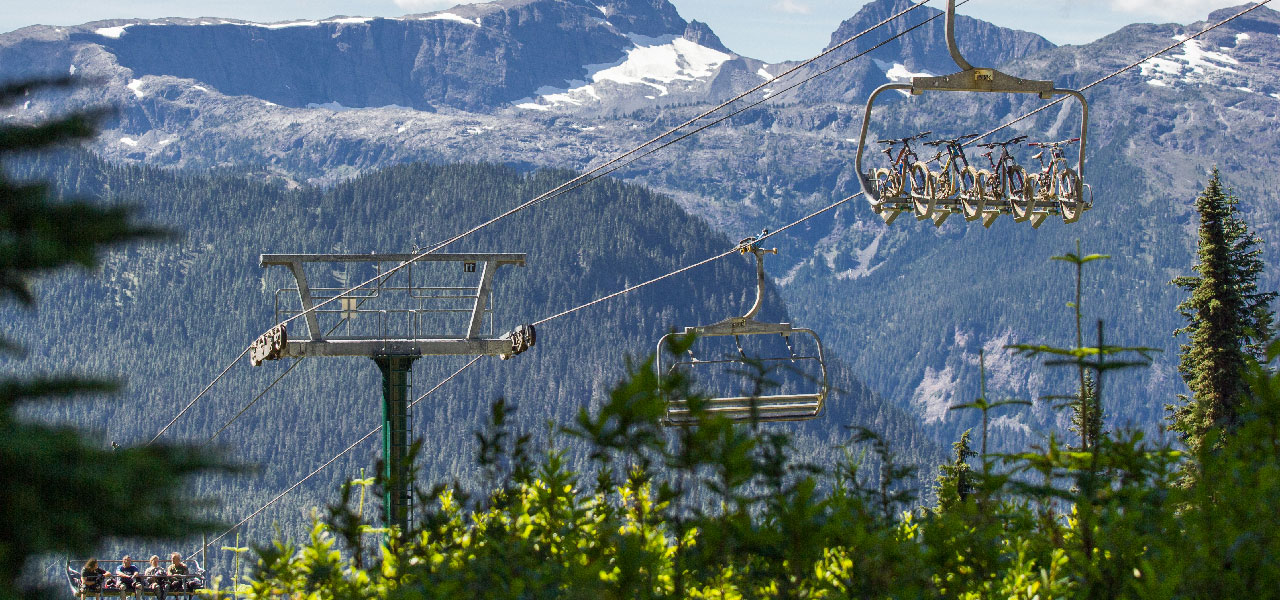 Ski Lifts at Mount Washington Alpine Resort