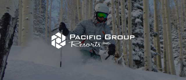 Pacific Group Resorts inc. Logo